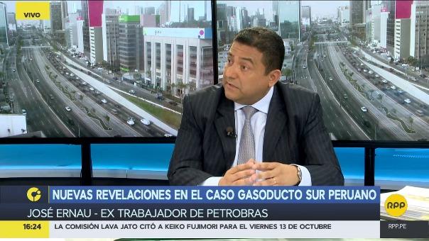 Ernau dijo que no se puede especular la duración del gas. La concesión es de 30 años, pero con 1,7 TCF de gas es posible que no se llegue al acuerdo.