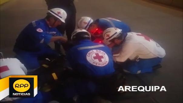 Los Bomberos, la Policía Nacional y el Ejército Peruano lideraron las acciones de orientación, evacuación y rescate.