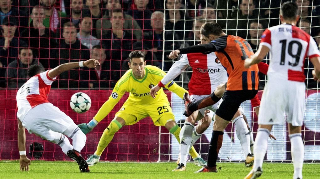Feyenoord 1-2 Shakhtar Donetsk
