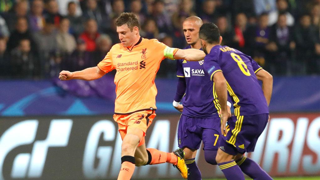 Maribor 0-7 Liverpool