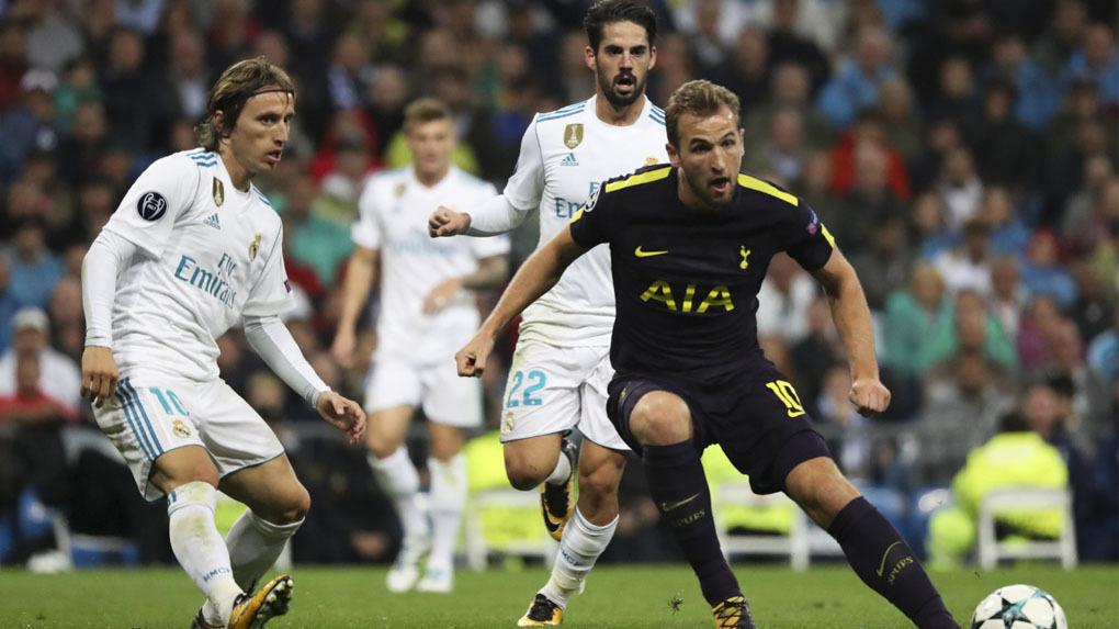 Real Madrid 1-1 Tottenham Hotspur