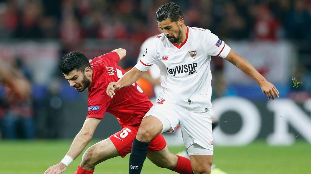 Spartak Moscú 5-1 Sevilla