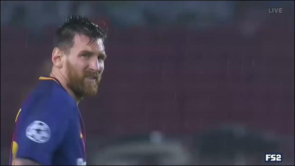Barcelona 3-1 Olympiakos.