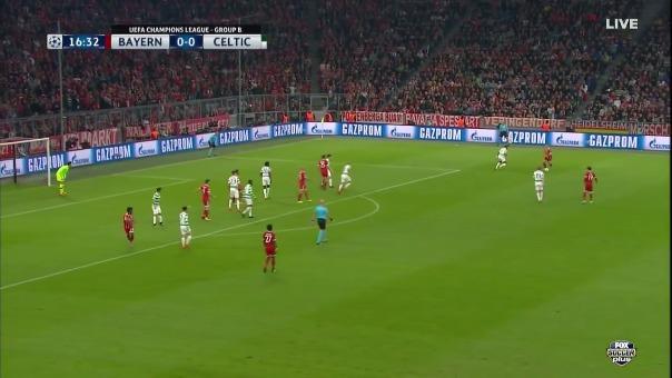 Bayern Munich 3-0 Celtic.