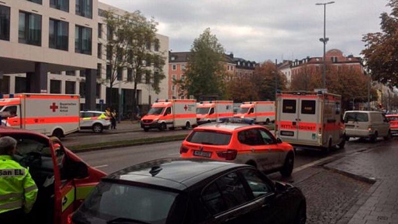 Ninguno de los heridos presentó complicaciones, todos fueron trasladados a hospitales cercanos.