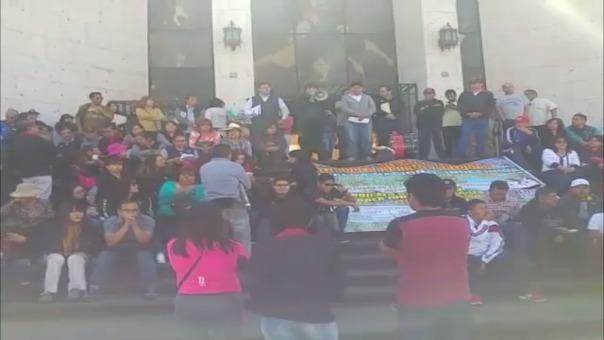 Se suspende huelga de trabajadores judiciales.