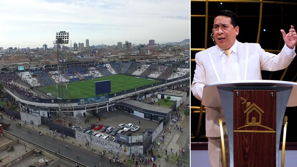 La iglesia cristiana El Aposento Alto ha confesado su interés por comprar el estadio Alejandro Villanueva (Matute).