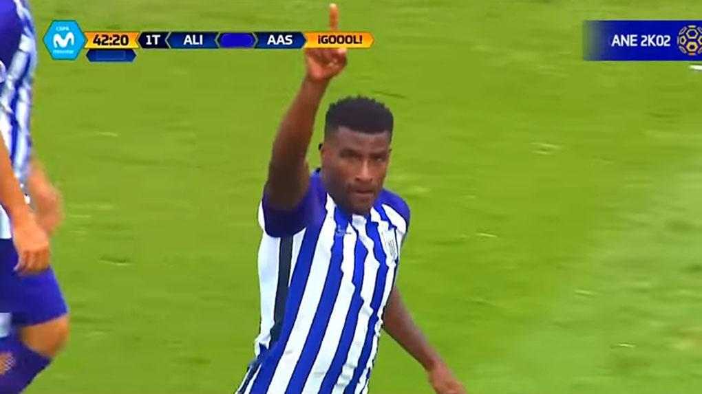 Alianza Lima ganó y se ubica tercero en la tabla.