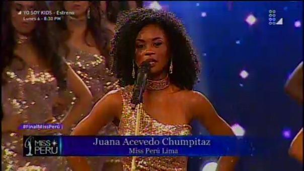 Miss Perú 2017