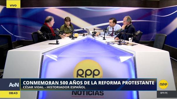 César Vidal sobre el objetivo de la reforma y su influencia en la educación y la revolución científica.