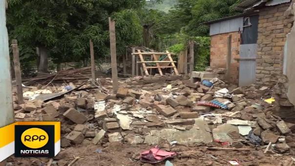 A seis días del desastre, RPP Noticias recorre por las viviendas colapsadas en el distrito de Tres Unidos.