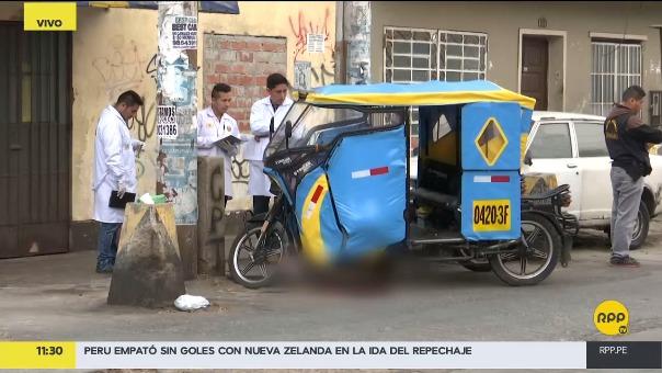 Un sujeto habría abordado el vehículo de la víctima haciéndose pasar por un pasajero.