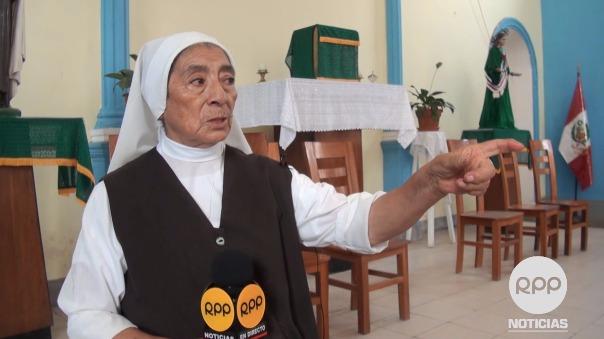 El testimonio de la hermana Benita. Ella atendió a niños asháninkas que eran rescatados de los campamentos de Sendero Luminoso.