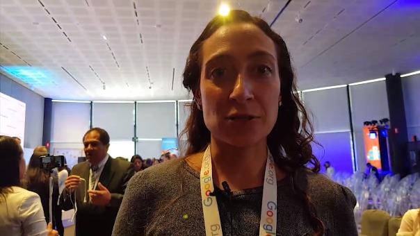 María José Céspedes de Ashoka nos cuenta más sobre el seguimiento y apoyo para los ganadores de la final regional del Desafío Google.org