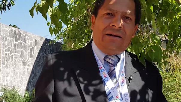 Entrevista a Abel Cruz, presidente de la ONG