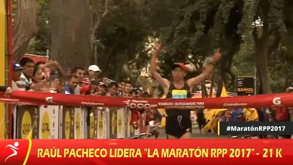 La decimosexta edición de la Maratón RPP arrancó este domingo muy temprano.