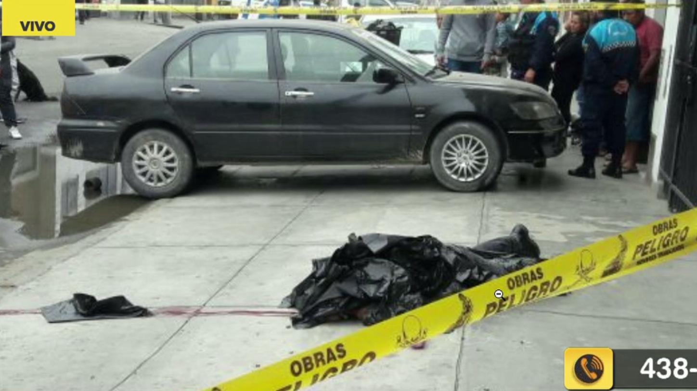 Asesinaron a balazos a un hombre y a su hija