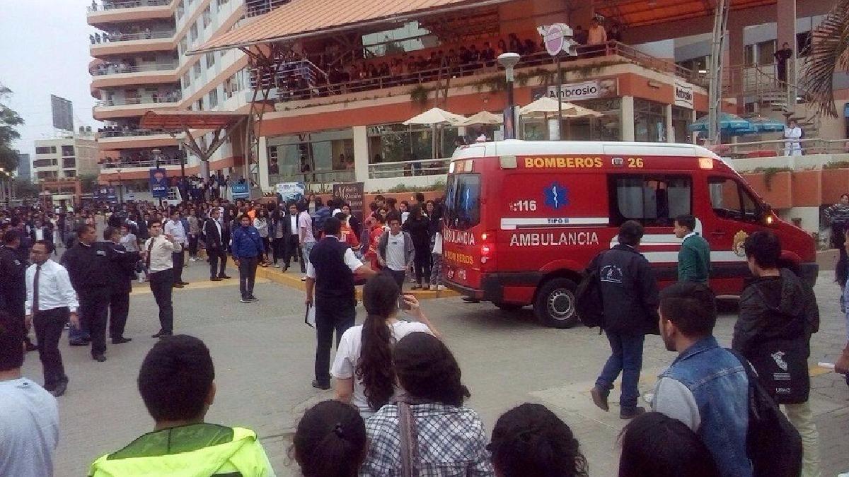 Hasta el lugar llegó una ambulancia de la Compañía de Bomberos pero era demasiado tarde.