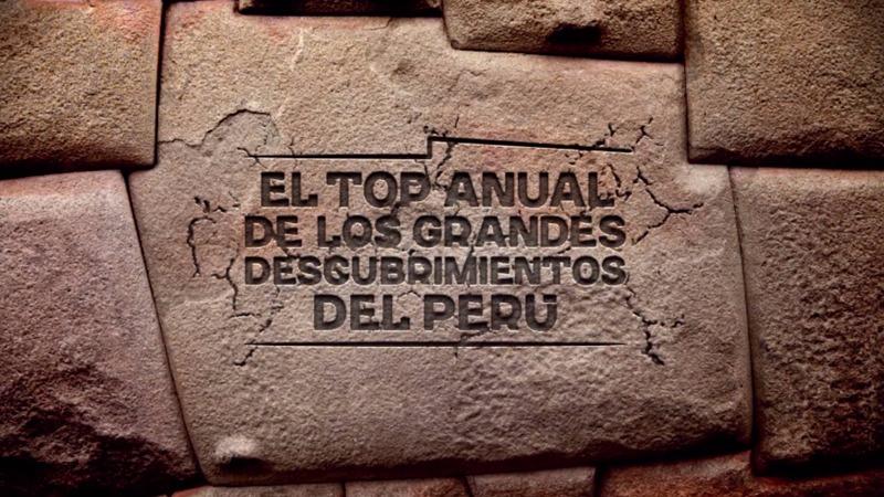 Top Grandes Descubrimientos del Perú