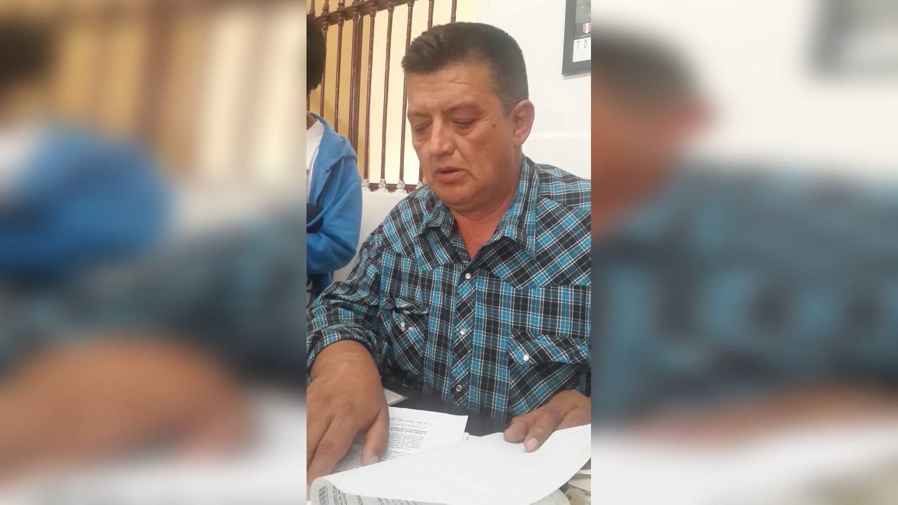 Gustavo Vidal Claros anunció que presentará un recurso de queja para evitar que se archive este caso