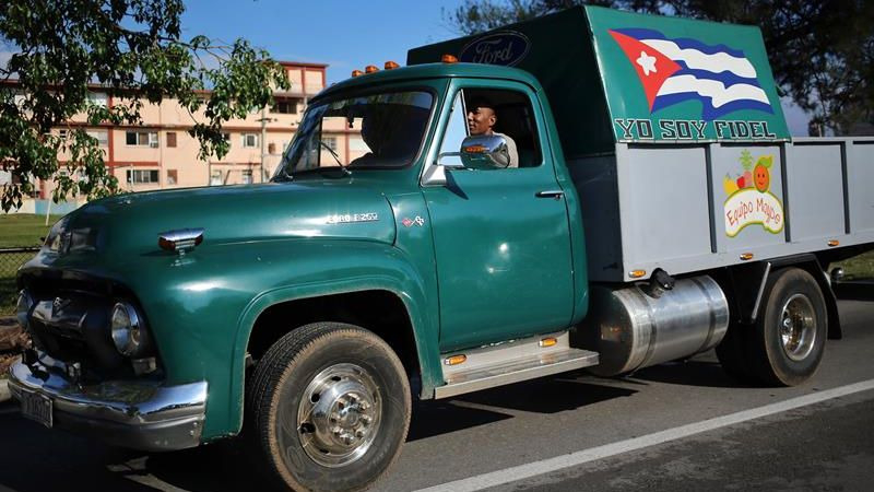 La población cubana recuerda con mucho cariño y respeto al líder de la Revolución.