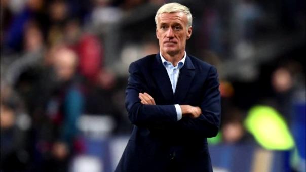 Didier Deschamps dirige a la Selección de Francia desde el 2012.