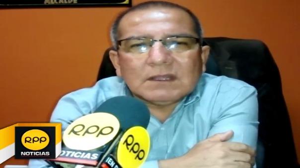 Luis Ramírez pidió que Autoridad para la Reconstrucción cumpla con cubrir protección del río para el lado de Castilla.