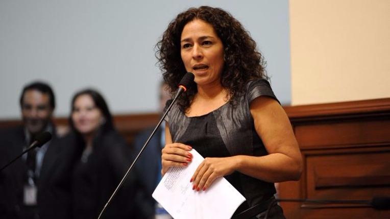 La congresista fujimorista Cecilia Chacón opinó que la justicia actuó de manera tardía en la ejecución de prisión preventiva contra los empresarios vinculados a Odebrecht.