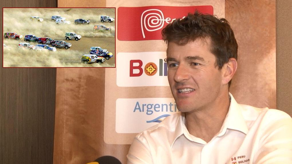 El evento de rally más grande del mundo iniciará en nuestro país, seguirá por Bolivia y Argentina.