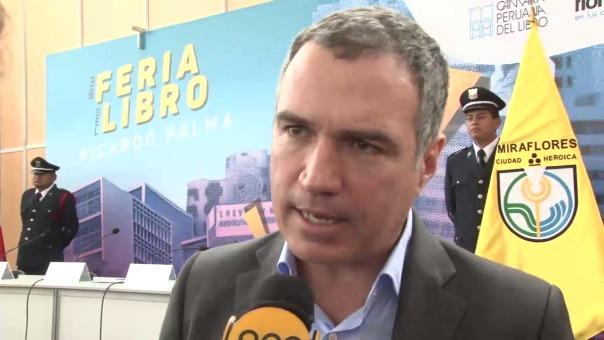 El ministro de Cultura, Salvador del Solar habla sobre el personaje 'La Paisana Jacinta'.