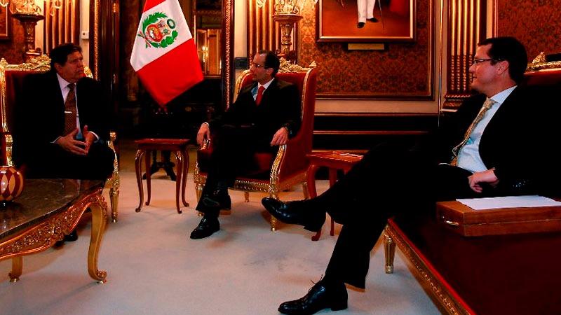 Nava confirmó las reuniones entre García y los directivos de Odebrecht además contó que Jorge Barata realizó viajes con el expresidente al interior del país.