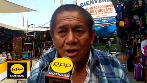 Mayor seguridad en mercado Modelo de Chiclayo