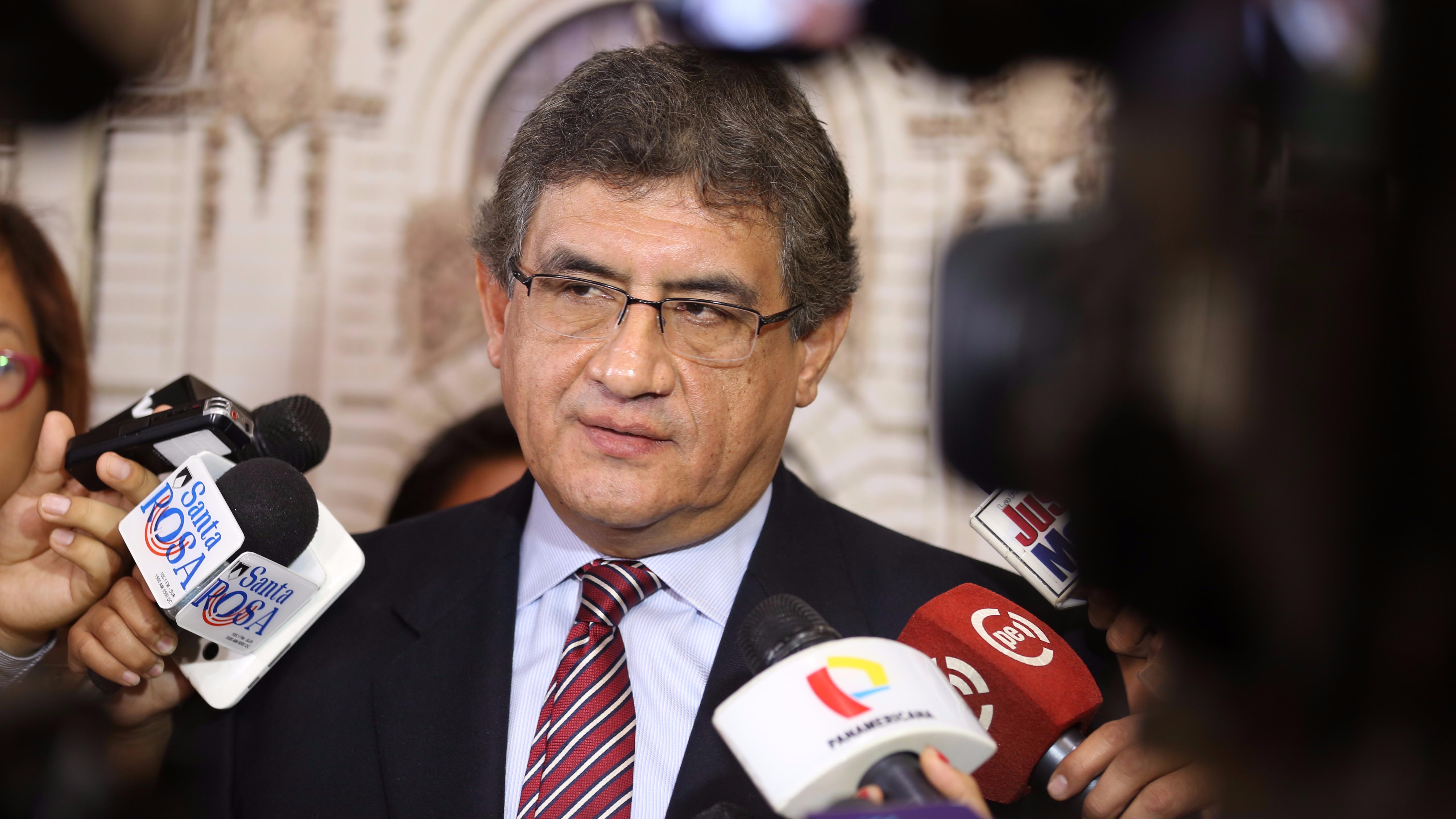 Juan Sheput estuvo en Ampliación de Noticias