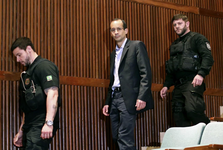Marcelo Odebrecht es ahora un colaborador eficaz de la Justicia brasileña.