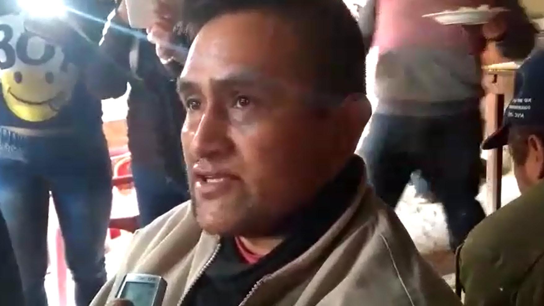 Alejandro Herrera y su presunto cómplice, Vicente Castrejón, permanecen en poder de las Rondas campesinas de Tual