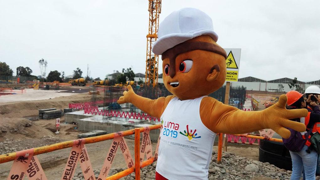 Los Juegos Panamericanos se realizarán del 26 de julio al 11 de agosto del 2019.
