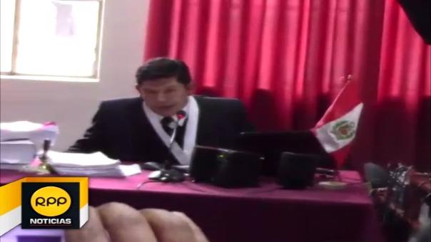 El parlamentario de Alianza Para el Progreso fue sentenciado por el delito de colusión agravada.