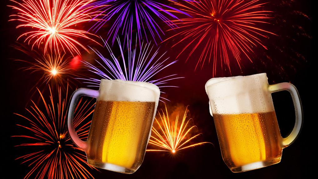 Una parte del alcohol se va al encéfalo (cerebro), pudiendo producir alucinaciones