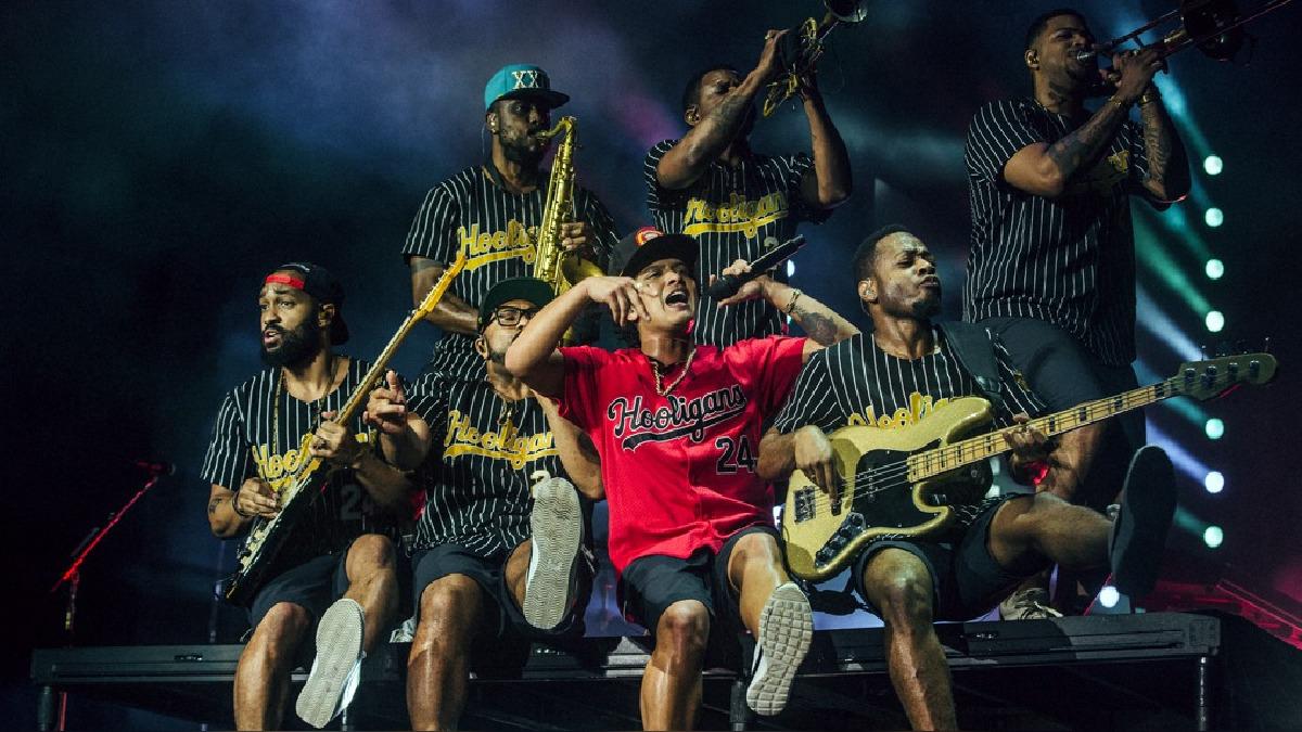 Bruno Mars remeció Lima, uno de los show más esperados del 2017.