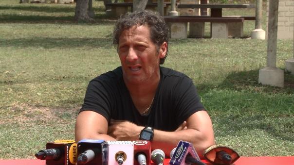 Pedro Troglio es entrenador de Universitario de Deportes desde marzo del 2017.