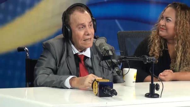 La última vez que Augusto Polo Campos visitó RPP