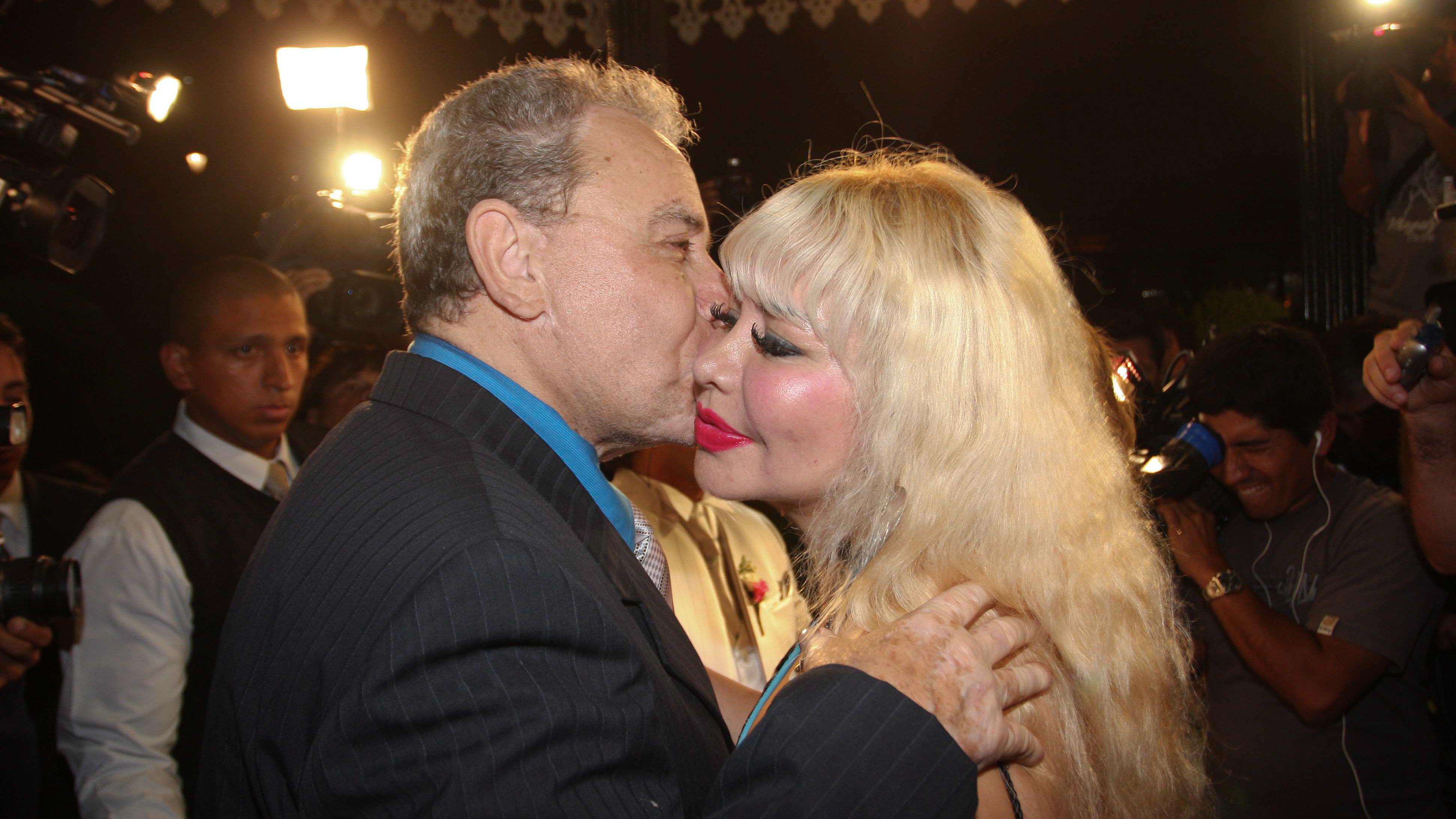 Susy Díaz, expareja de Augusto Polo Campos dijo a RPP Noticias, que el extinto compositor criollo dejó canción del adiós.