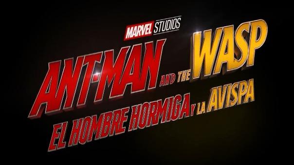 Este es el primer avance de Ant-Man & The Wasp