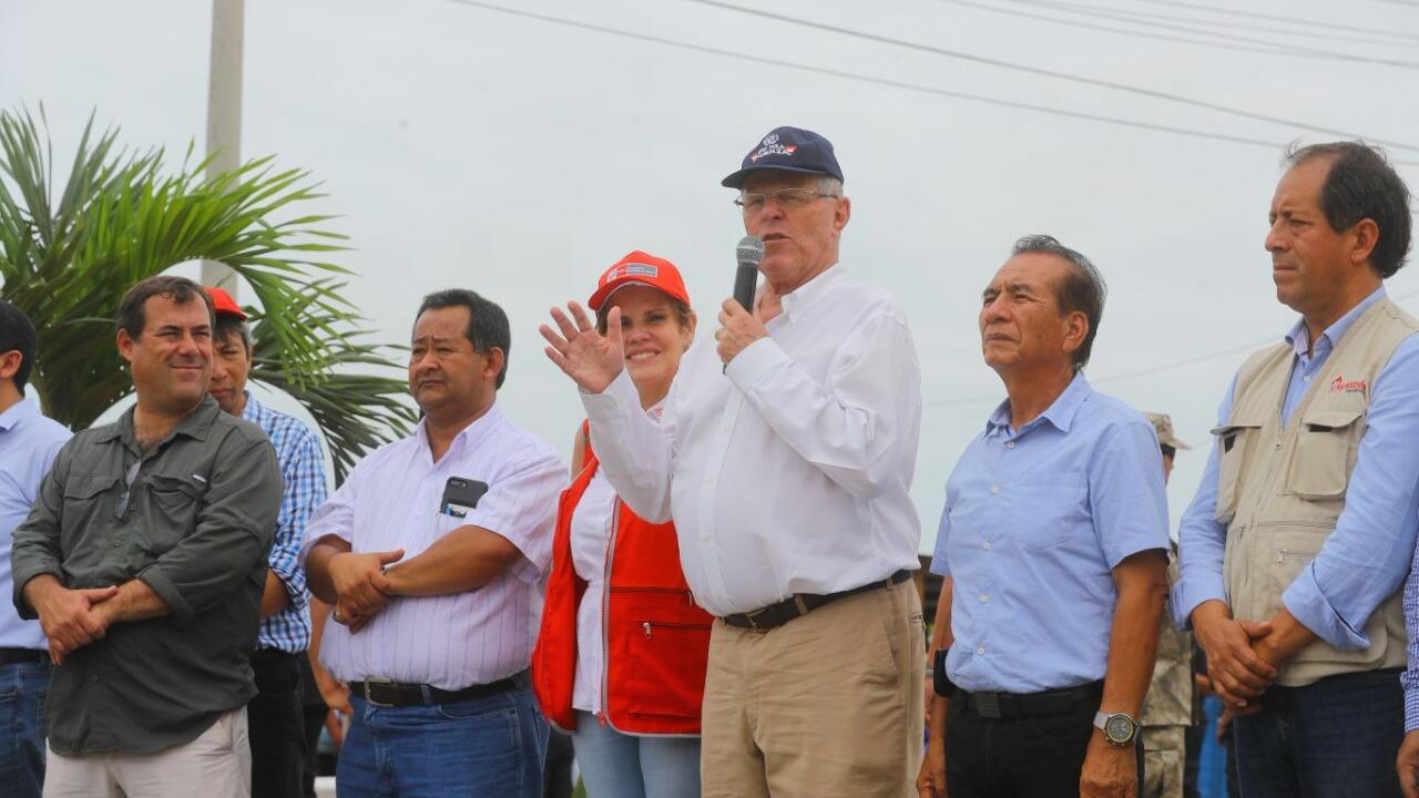 Presidente en Tumbes.