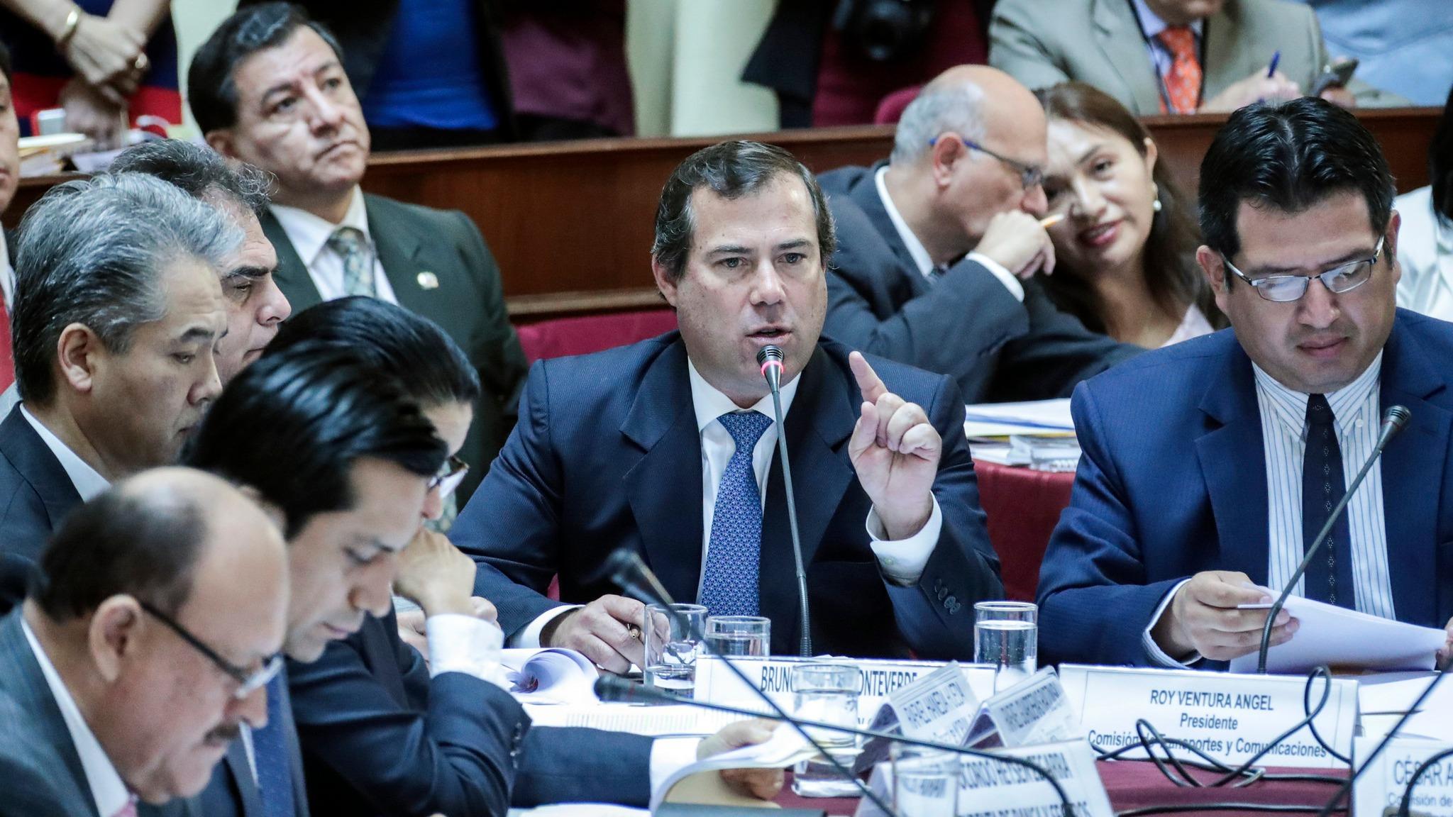 Bruno Giuffra ha sido anteriormente ministro de la Producción.