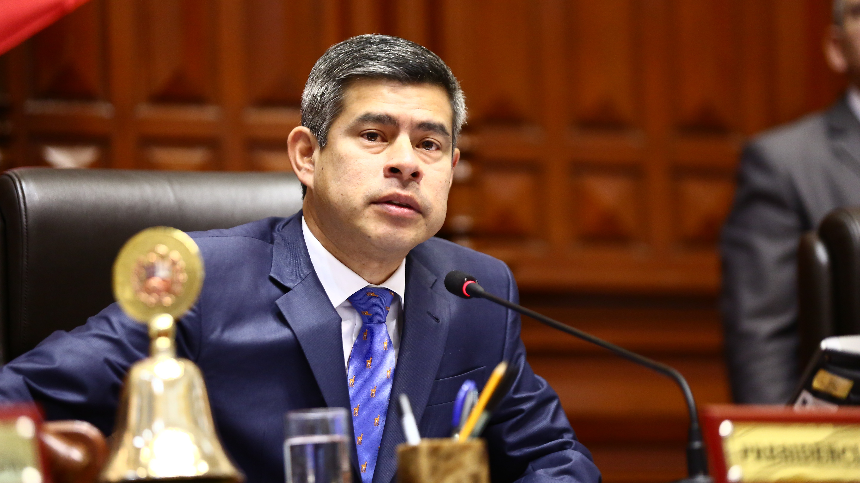 Luis Galarreta pidió a la Junta de Portavoces del Congreso reunirse el lunes 12 de febrero para tratar el fallo de la Corte IDH.