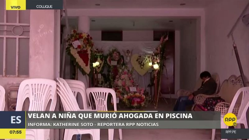 Los familiares de la menor fallecida denunciaron que la academia no contaba con salvavidas ni paramédicos.