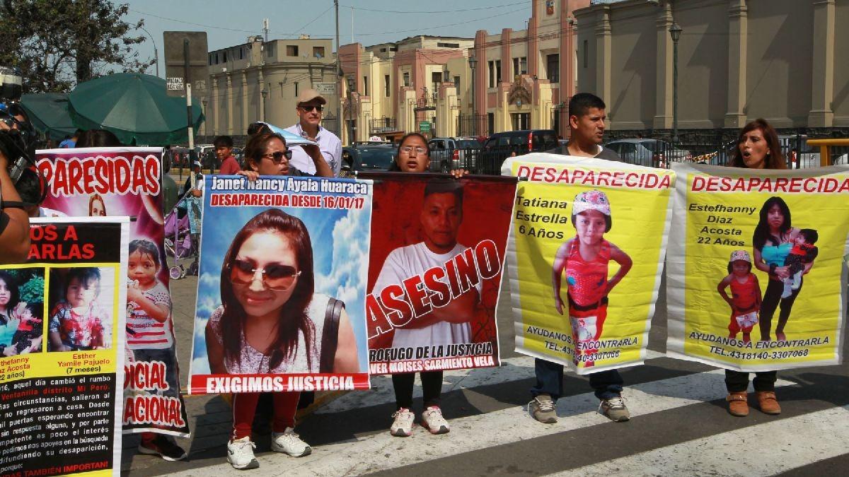 Este jueves, familiares de personas desaparecidas también se manifestaron para que atiendan sus casos. Escucha la segunda parte del programa.