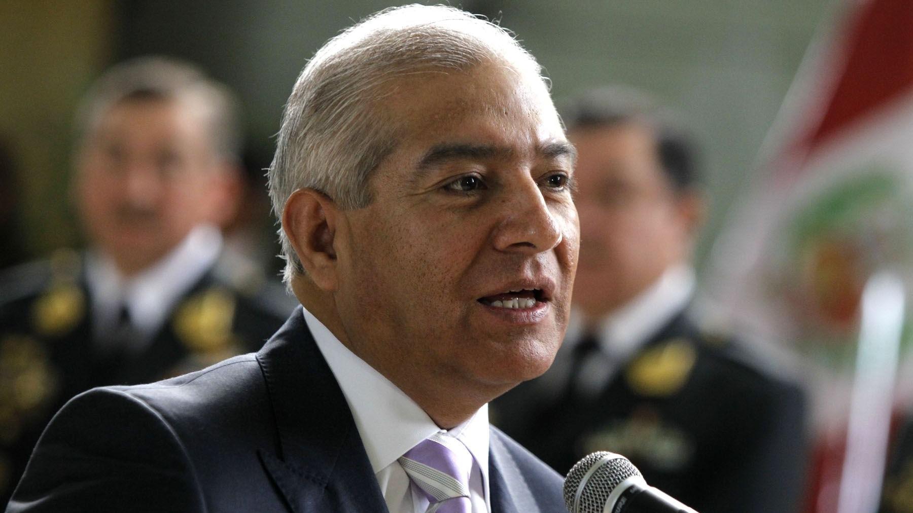 El ex ministro del Interior señaló que la hipótesis del suicidio en el caso quedó descartada en el 2015.