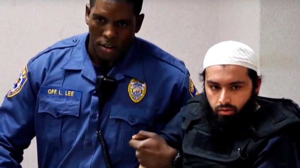 Ahmad Rahimi colocó dos bombas en el barrio de Chelsea, una de las cuales hirió a 31 personas.